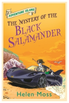 The Mystery of the Black Salamander, Paperback