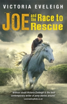 Joe and the Race to Rescue : A Boy and His Horses, Paperback Book