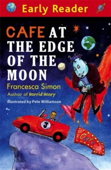 Cafe at the Edge of the Moon, Paperback
