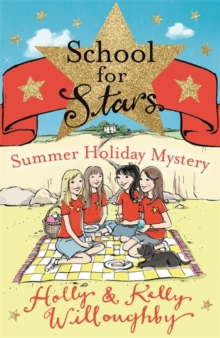 Summer Holiday Mystery, Paperback Book