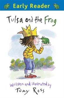 Tulsa and the Frog, Paperback