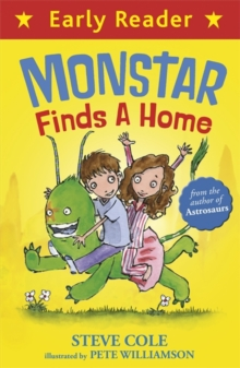 Monstar Finds a Home, Paperback