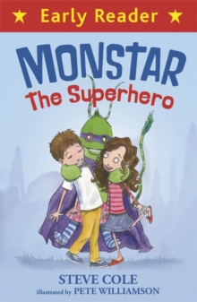 Monstar, the Superhero, Paperback