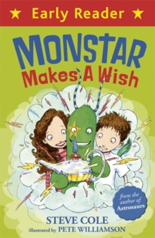 Monstar Makes a Wish, Paperback