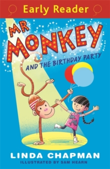 Mr Monkey and the Birthday Party, Paperback
