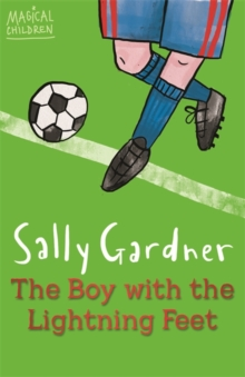 The Boy with the Lightning Feet, Paperback