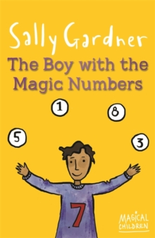The Boy with the Magic Numbers, Paperback
