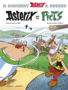 Asterix and the Picts : Album 35, Hardback