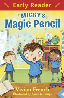 Micky's Magic Pencil, Paperback