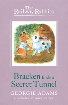 Bracken Finds a Secret Tunnel : Book 5, Paperback Book