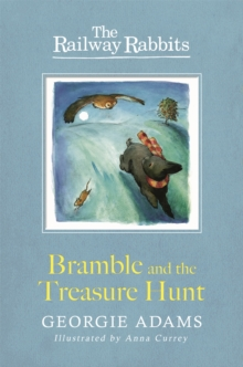 Bramble and the Treasure Hunt : Book 8, Paperback Book