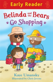 Belinda and the Bears Go Shopping, Paperback