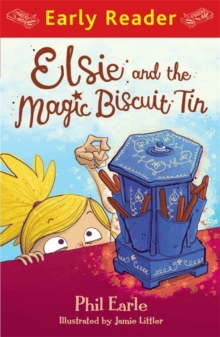 Elsie and the Magic Biscuit Tin, Paperback Book