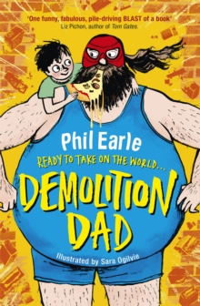 A Demolition Dad, Paperback Book
