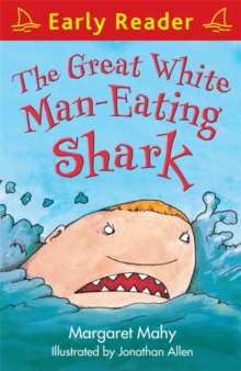 The Great White Man-Eating Shark, Paperback Book