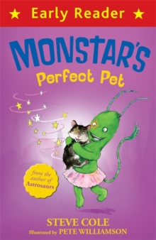 Monstar's Perfect Pet, Paperback Book