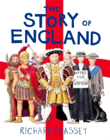 The Story of England, Hardback Book