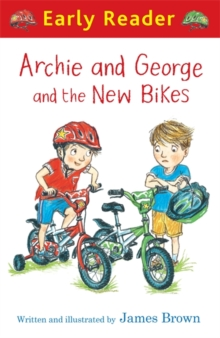 Archie and George and the New Bikes, Paperback Book