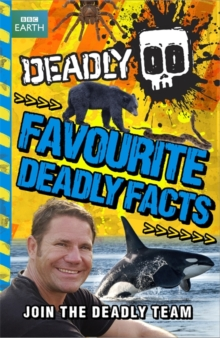 Favourite Deadly Facts, Paperback Book