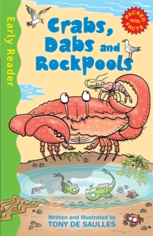 Crabs, Dabs and Rock Pools, Paperback Book