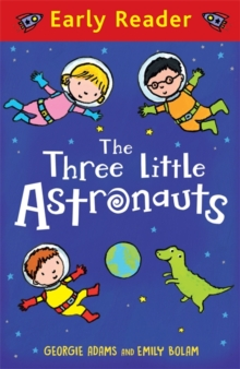 Three Little Astronauts, Paperback
