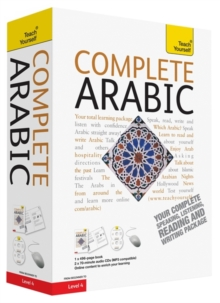 Complete Arabic Beginner to Intermediate Course : (Book and Audio Support) Learn to Read, Write, Speak and Understand a New Language with Teach Yourself, Mixed media product