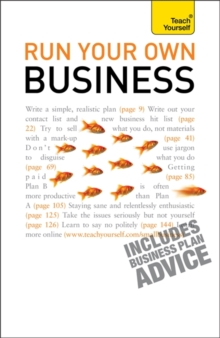 Run Your Own Business: Teach Yourself, Paperback Book