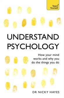 Understand Psychology: Teach Yourself, Paperback