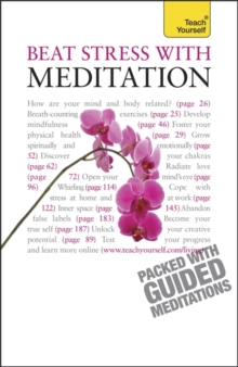 Beat Stress with Meditation: Teach Yourself, Paperback