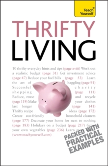 Thrifty Living: Teach Yourself, Paperback