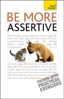 Be More Assertive: Teach Yourself, Paperback