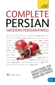 Complete Modern Persian (Farsi) Beginner to Intermediate Book and Audio Course : Learn to Read, Write, Speak and Understand a New Language with Teach Yourself, Mixed media product
