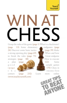 Win at Chess: Teach Yourself, Paperback