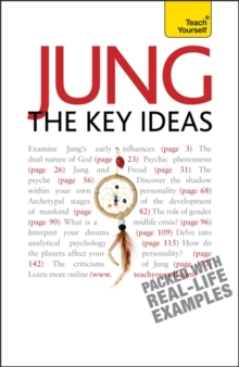 Jung - The Key Ideas: Teach Yourself, Paperback