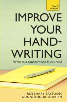 Improve Your Handwriting: Teach Yourself, Paperback