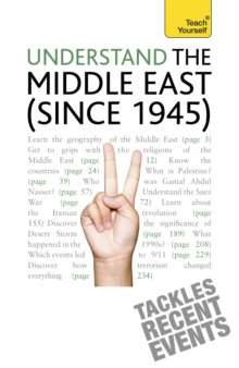 Understand the Middle East (Since 1945): Teach Yourself, Paperback Book
