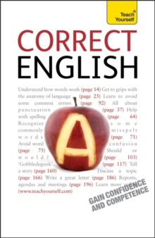Correct English: Teach Yourself, Paperback
