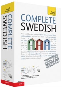 Complete Swedish Beginner to Intermediate Book and Audio Course : (Book and Audio Support) Learn to Read, Write, Speak and Understand a New Language with Teach Yourself, Mixed media product
