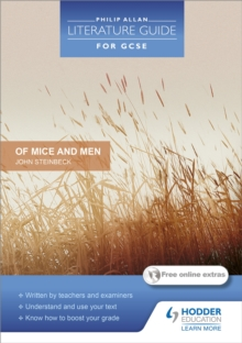"Philip Allan Literature Guide (for GCSE) : ""Of Mice and Men"", Paperback"