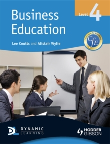 CfE Business Education : Level 4, Paperback Book