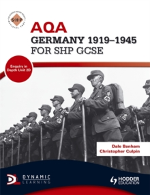 AQA Germany 1919-1945 for SHP GCSE, Paperback