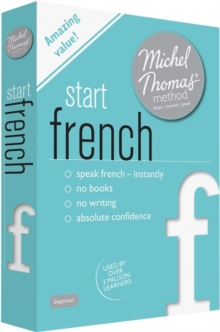 Start French (Learn French with the Michel Thomas Method), CD-Audio