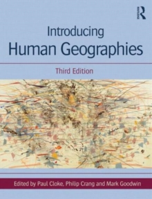 Introducing Human Geographies, Paperback