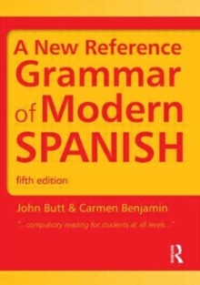 A New Reference Grammar of Modern Spanish, Paperback