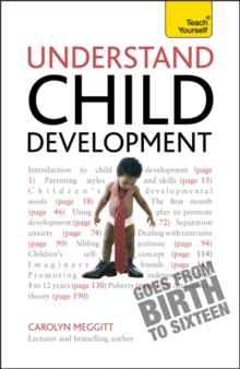 Understand Child Development: Teach Yourself, Paperback Book