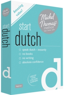 Start Dutch (Learn Dutch with the Michel Thomas Method), CD-Audio Book