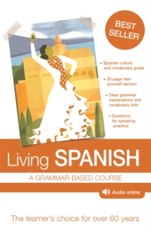 Living Spanish : A Grammar-based Course, Mixed media product