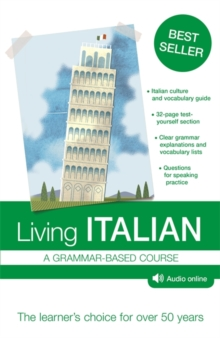 Living Italian : A Grammar-based Course, Mixed media product
