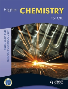 Higher Chemistry for CfE, Paperback