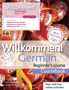 Willkommen Course Pack, Mixed media product